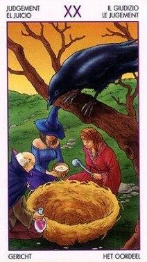 Таро Юных Ведьм. Старшие Арканы -OgqKJ6iGLk