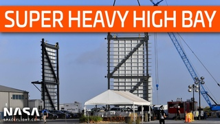 SpaceX Boca Chica - High Bay Construction Begins - SN3 Scrapped
