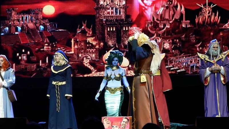 Animate It 2021 Герои Габардина и Скотча 3 Heroes of Might and Magic III fanarts