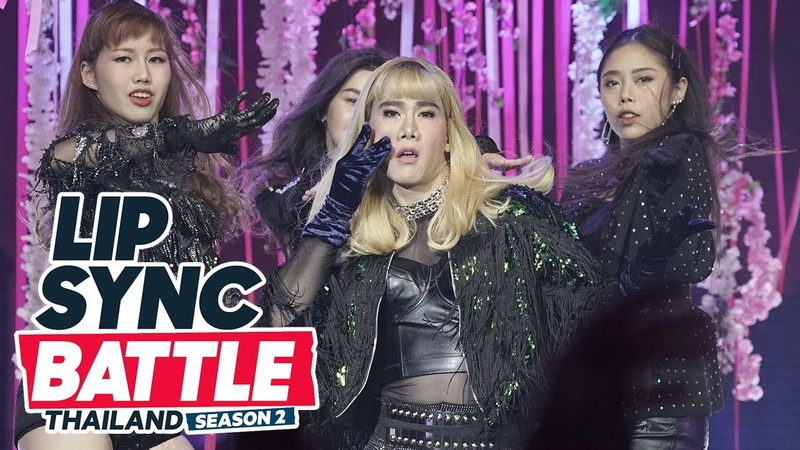 ตุลย์ ภากร - DDU-DU DDU-DU | LIP SYNC BATTLE THAILAND SEASON 2