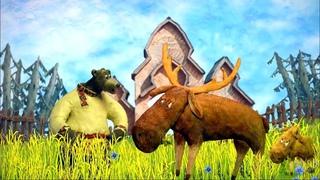 Мультироссия - Животные России - Сборник выпусков