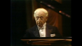 Arthur Rubinstein - The Last Recital for Israel, 1975 (Beethoven, Schumann, Debussy, Chopin)