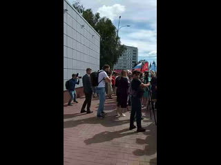 Роман Старовойт участвует в торжественном открытии Окружного центра по подготовке волонтерского сопровождения мероприятий, посвя