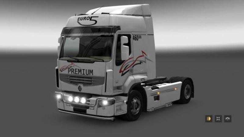 Euro Truck Simulator 2 зарабатывание денек