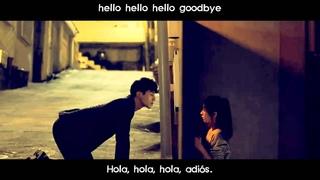 [FMV] Gyuri & Seung Yeon (KARA) – Hello [Sub Esp Rom  Hangul] Blade Man/ Iron Man OST