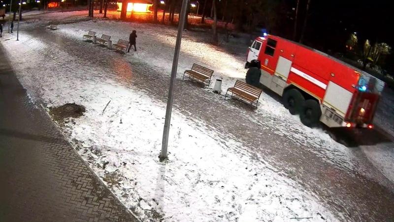 Дознаватели Госпожнадзора ищут очевидцев пожара в Дербышках