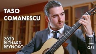 "Domenico Scarlatti's ""Sonata in A Major, K. 322"" played by Taso Comanescu on a 2020 Richard Reynoso"