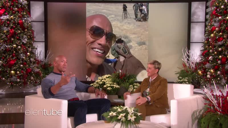 Dwayne Johnson Insists Kevin Hart Is a Complete Scaredy Cat