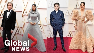 Global News. Oscars 2020: Best and worst dressed celebrities on the red carpet; опублик.  г.