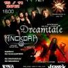 15.11  Dreamtale (Фин) и Anckora клуб Rock House
