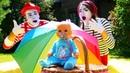 Детские видео с куклами - БЕБИ БОН идёт на Пикник! - Лучшие игры для детей с игрушками Baby Born