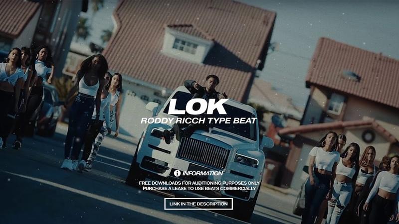 🔥 Roddy Ricch Type Beat 2020 x BeatStars Cookup Contest - Lok