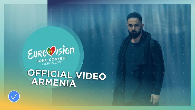 Sevak Khanagyan Qami Armenia Official Music Video Eurovision 2018