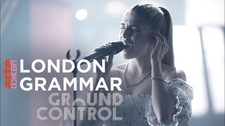 London Grammar dans Ground Control - ARTE Concert