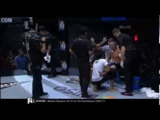 One FC 11 Shinya Aoki vs Cody Stevens