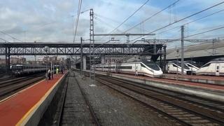 Rail View T Tren de Valladolid a Burgos y Miranda 2014