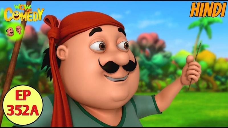 Motu Patlu 2019 Cartoon in Hindi Motu Patlu Ki Advertising Agency 3D Animated Cartoon for Kids