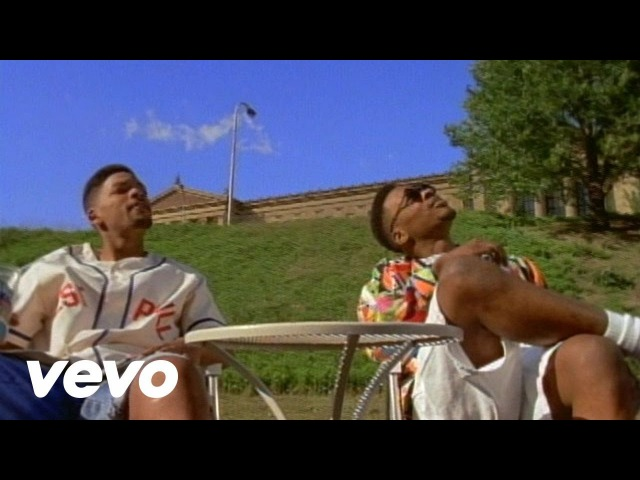 DJ Jazzy Jeff The Fresh Prince Summertime