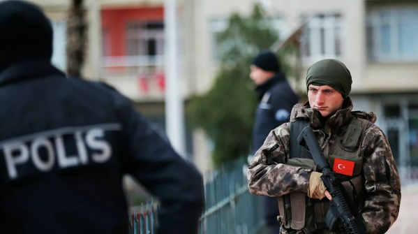 В Турции арестовали выходцев из Крыма за принадлежность к террористам