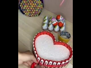 Новогодний подарок для сладкоежки