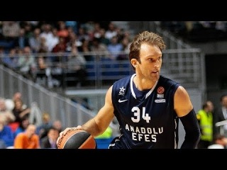 Play of the night: Zoran Planinic, Anadolu Efes Istanbul