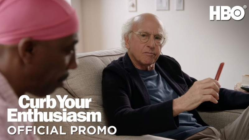 Curb Your Enthusiasm Season 10 Episode 9 Promo HBO Умерь свой пыл промо S10E09 от HamsterStudio