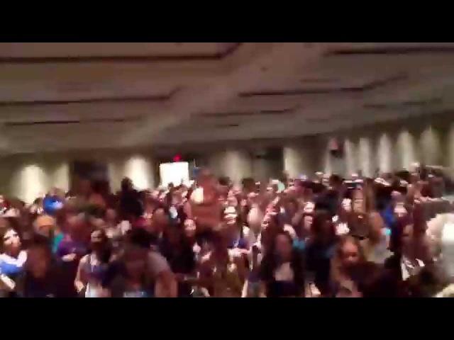 LeakyCon 2014 Disney Sing a Long