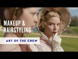 Best Achievement in Makeup and Hairstyling Oscar Nominees   ART OF THE CREW