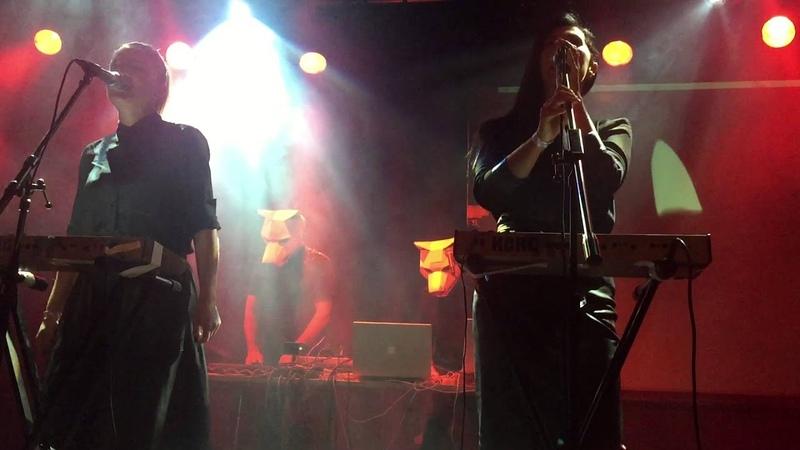 Marsheaux - Exit - Live at Electronic Summer 2015, Göteborg, Sweden