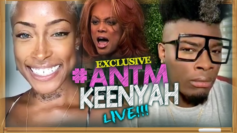 ANTM Keenyah Hill Talks Being Sexually Assaulted on Top Model Fat Shaming Shady Editing MORE