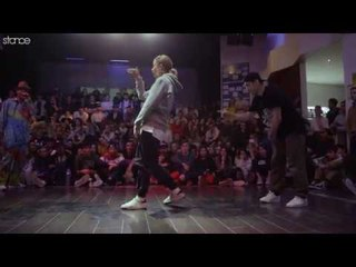 Wanted Groove vs Maximus & Nastia (hip hop final) // .stance // Porto World Battle 2018