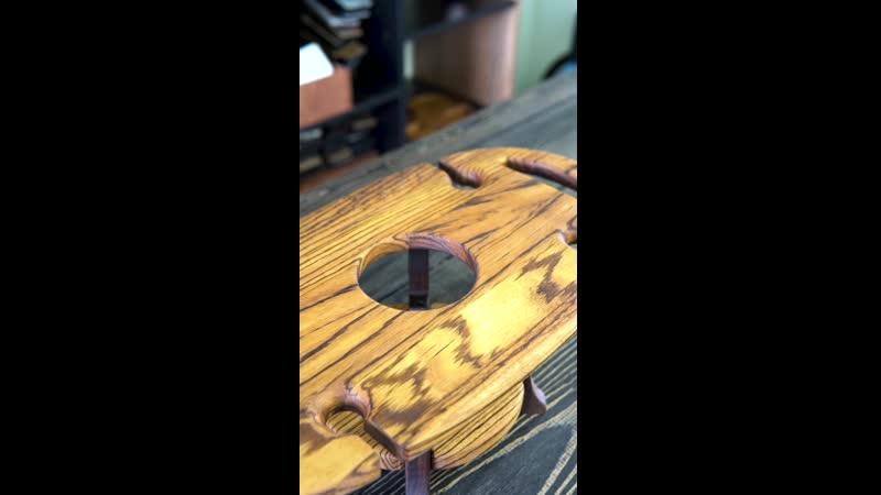 Видео обзор винницы из Зебрано на 2 бокала