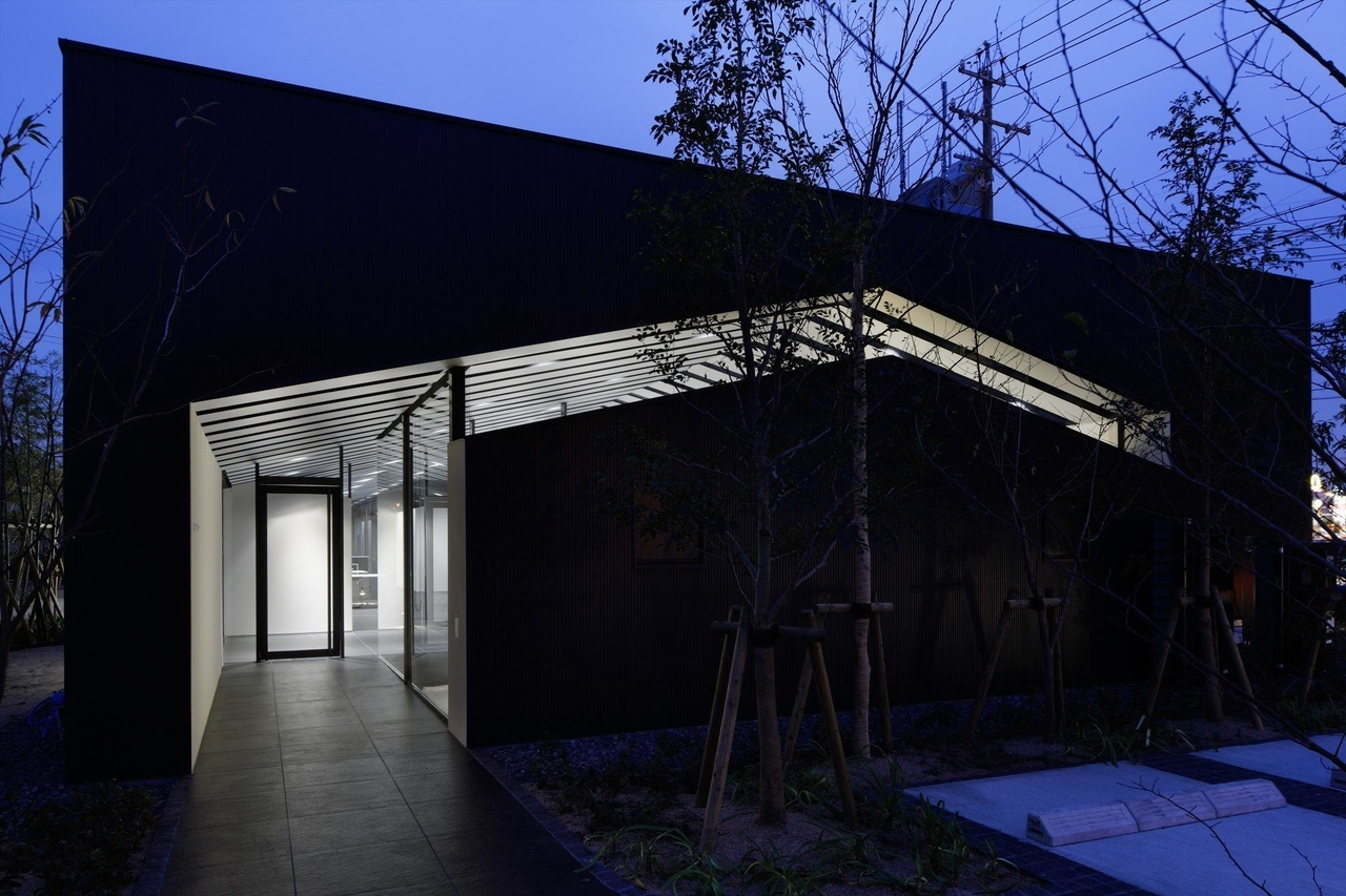 SUGAWARADAISUKE / Office in Forest