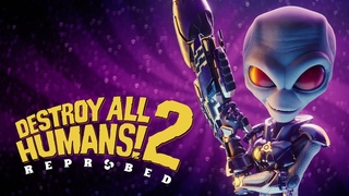 Destroy All Humans! 2 - Reprobed - Announcement Trailer