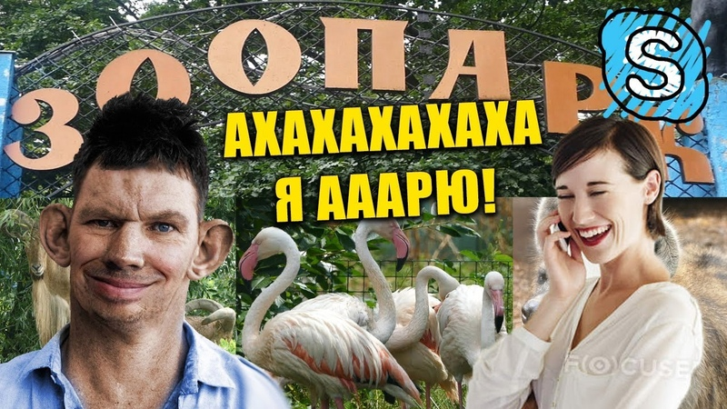 Глад Валакас Подкатил к Работнице Зоопарка