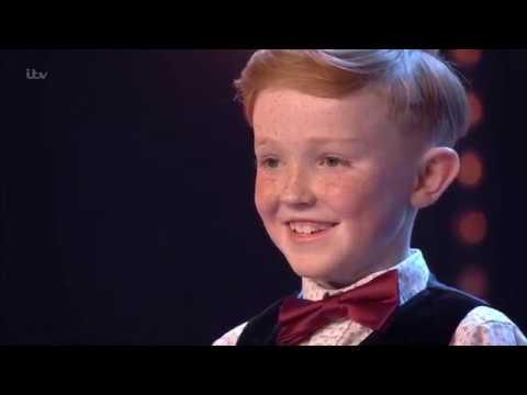 Britain's Got Talent 2019 9 Year Old Dancer Ethan Higgins Full Audition S13E04