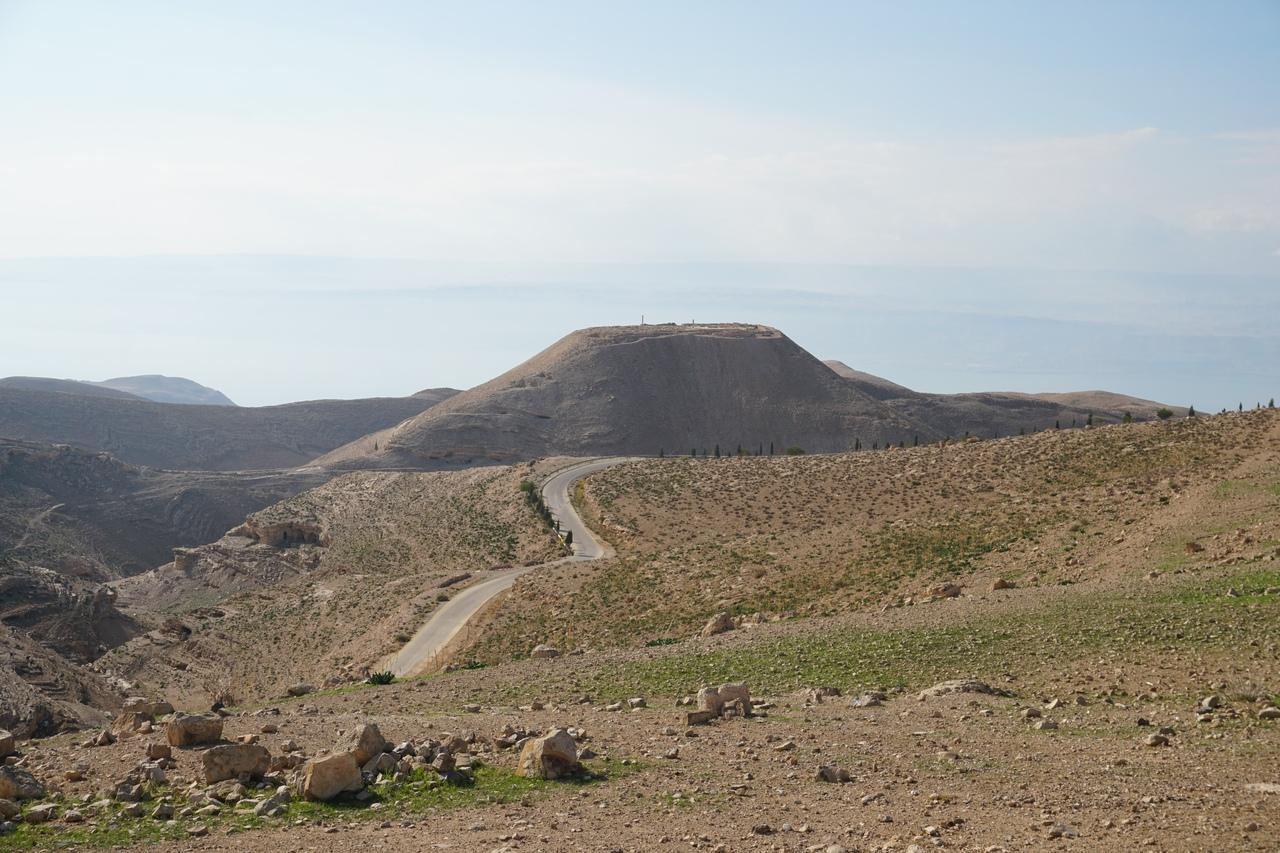 Махерон - древняя Иудейская крепость