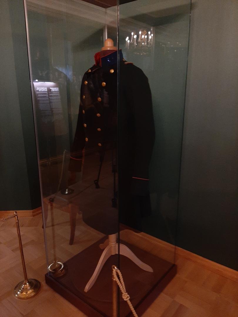 Офицерский мундир Николая I