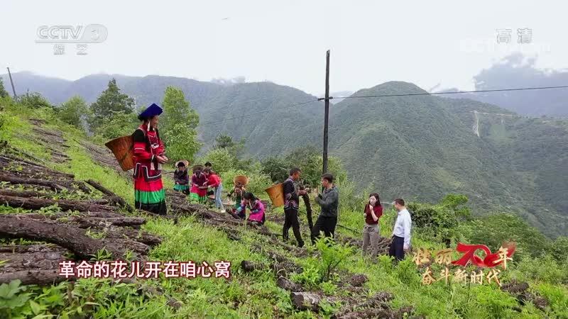 [壮丽70年 奋斗新时代] 歌曲《情深谊长》 演唱:阿鲁阿卓 陈燕妮 | CCTV综艺