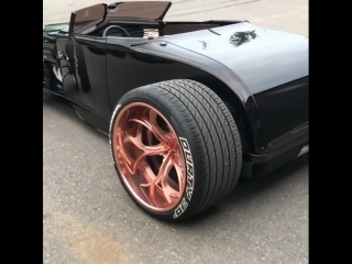 Durty 30 Ford Roadster