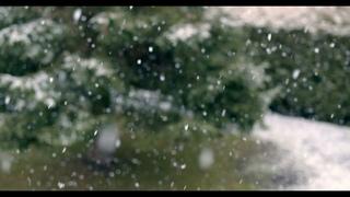 Такого снегопада давно не помнят здешние места..Музыка для медитации