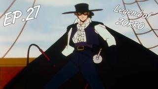 LADY BARBARA - The Legend of Zorro ep. 27 - EN