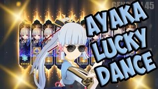 Ayaka Lucky Dance (Specialist) - Genshin Impact