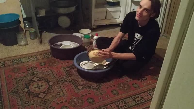 случай на кухне