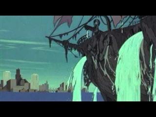 Корабль призрак Япония [мультфильмы cartoon мультики]