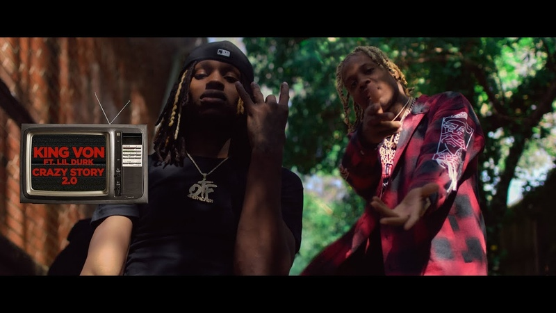 King Von Crazy Story REMIX ft Lil Durk Official Video