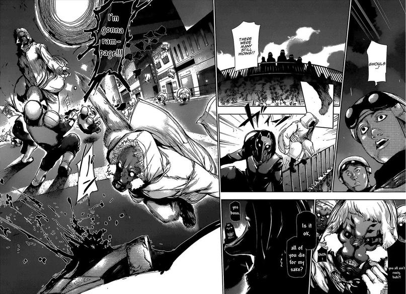 Tokyo Ghoul, Vol.13 Chapter 126 Original Sin, image #8