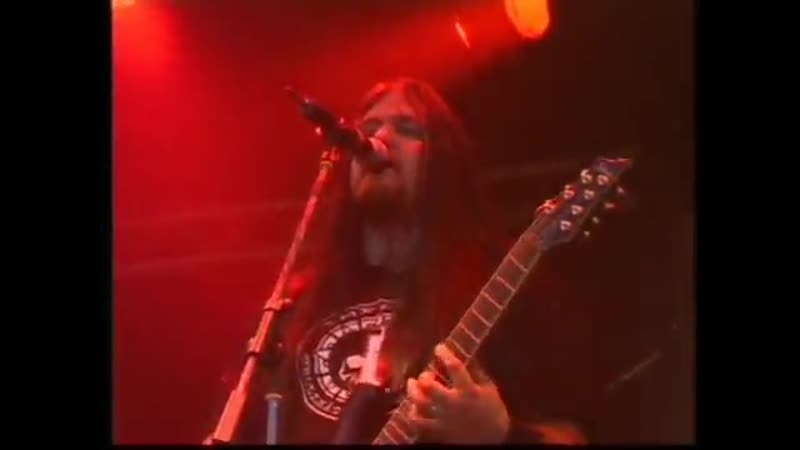 Lord Belial Mark of the beast Live at O A 2005