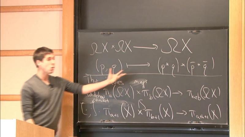 Lie Algebras and Homotopy Theory - Jacob Lurie