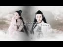宸汐缘 Love and Destiny Лин Си и Цзю Чэнь поющие в терновнике
